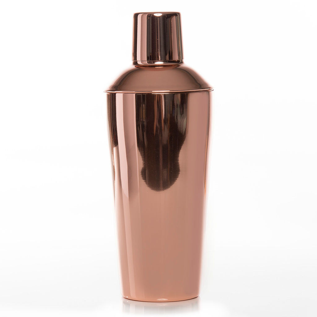 Shake 'Em Up Cocktail Shaker, Copper
