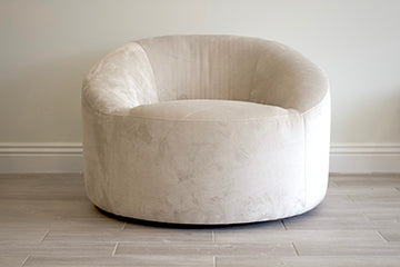 Roscoe Swivel Club Chair
