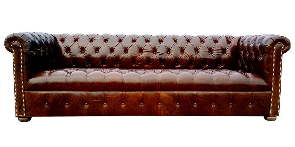 Chesterfield Sofa for Jesse James