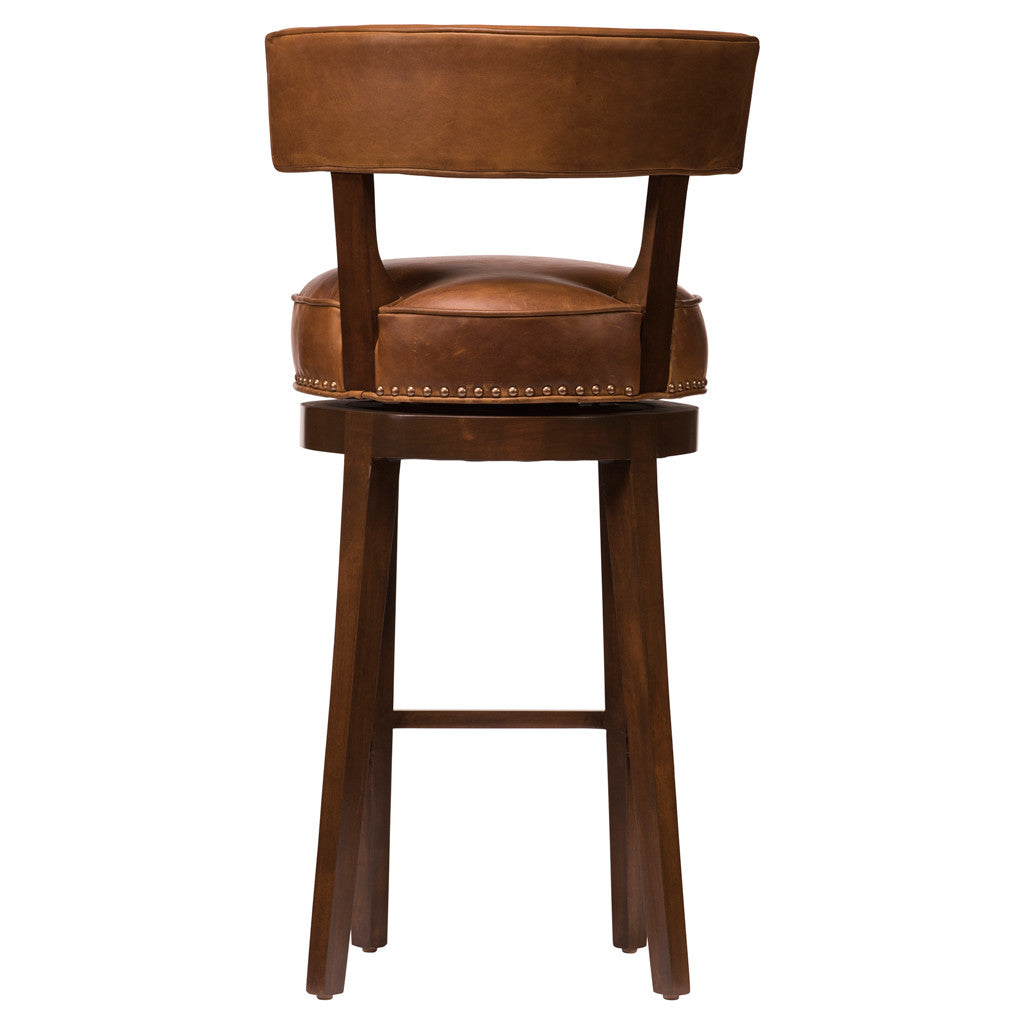 Corio Swivel Bar Stool Jaxon Home