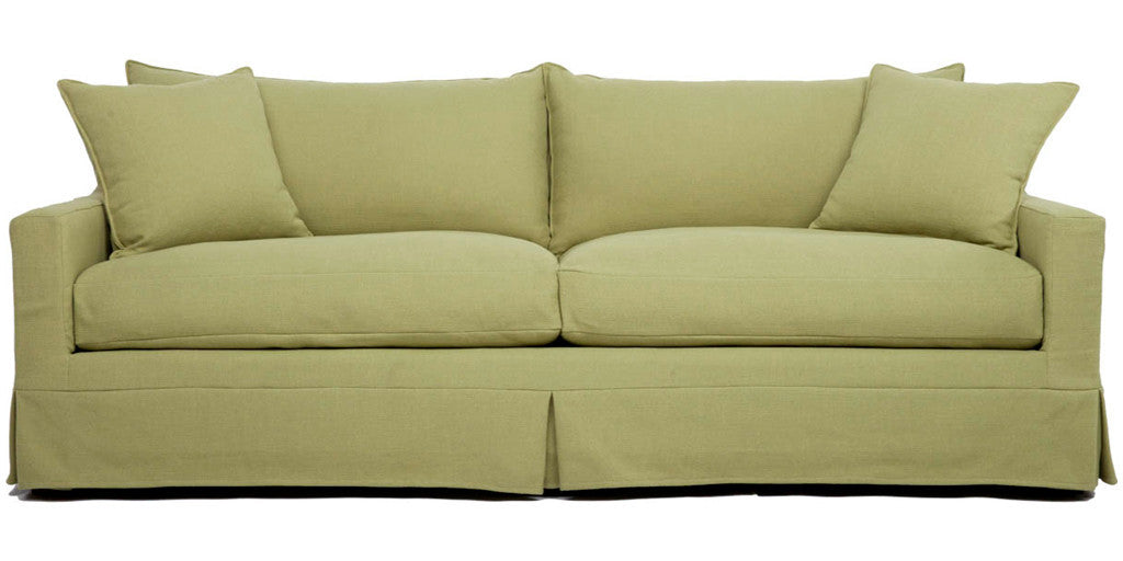 Kubo Slipcover Sofa (Sale Item)