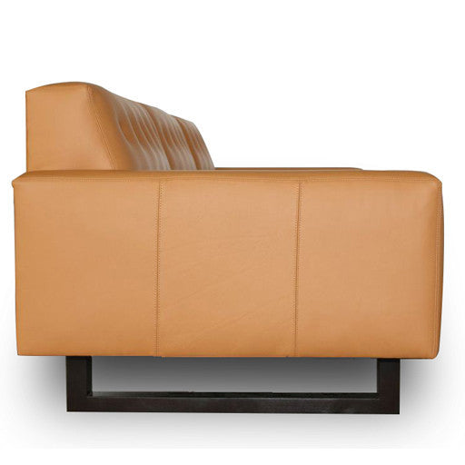 Miles Leather Sofa (Sale Item)