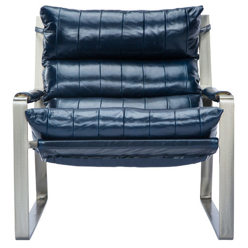 Sale Skyline Chair in Cartier Blue Moon
