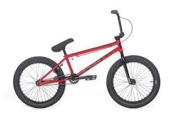 Cult Control Red Bmx Bike