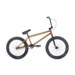 Cult Gateway Bmx Bike Trans Gold 2019