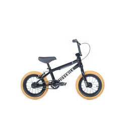 "Cult 12"" Juvenile Bmx Bike Black 2019"