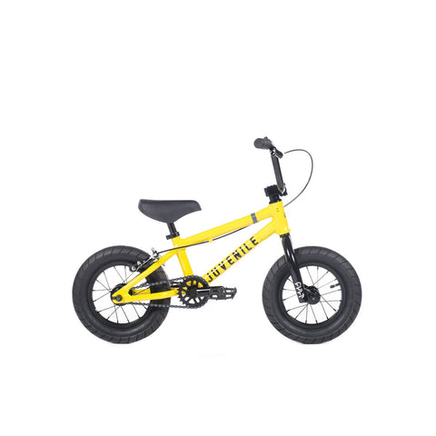 "Cult 12"" Juvenile Bmx Bike Yellow 2019"