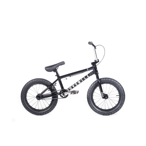 "Cult 16"" Juvenile Bmx Bike Black 2019"