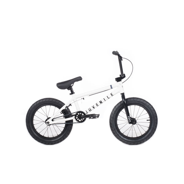 "Cult 16"" Juvenile Bmx Bike White 2019"