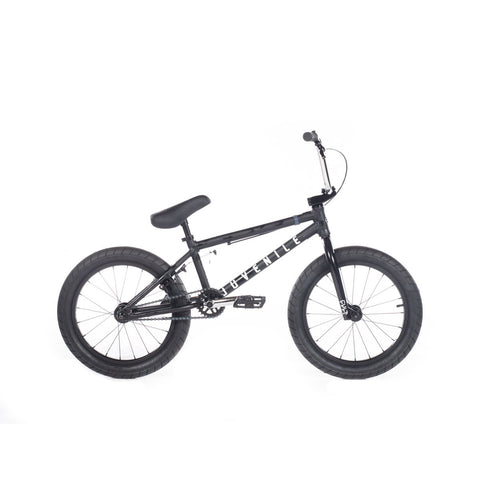 "Cult 18"" Juvenile Bmx Bike Patina Black 2019"