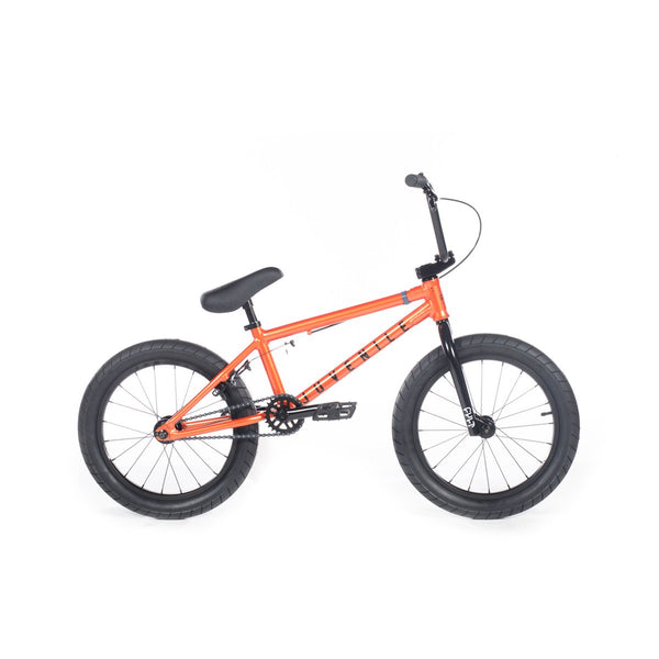 "Cult 18"" Juvenile Bmx Bike Metallic Orange 2019"