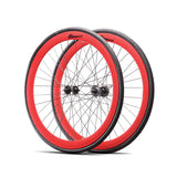 6KU 700c 50mm Fixie Wheels