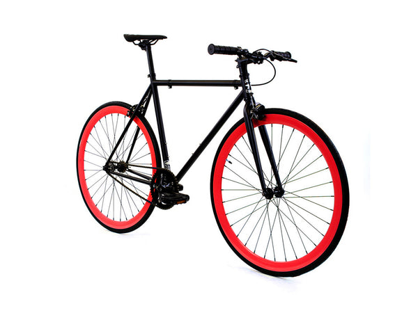 Golden Fixed Gear Single Speed Bike Viper