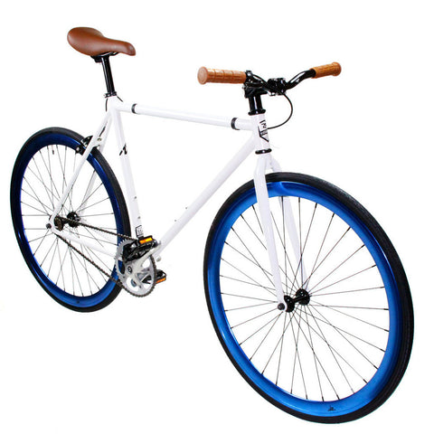 Zycle Fix Fixed Gear Bike Pearl
