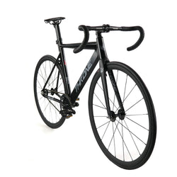 Throne Track Lord Complete Fixed Gear Track Bike - Black