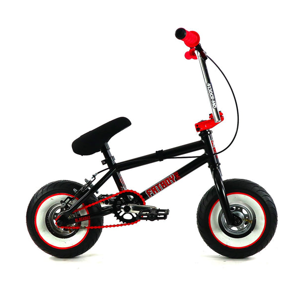 FatBoy Mini BMX Bike Blackout X