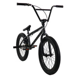 Elite Destro Bmx Bike - Black Grey