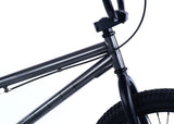 Elite BMX Stealth Bike Gun Metal Grey