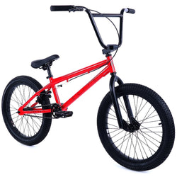 Elite BMX Stealth Bike Red