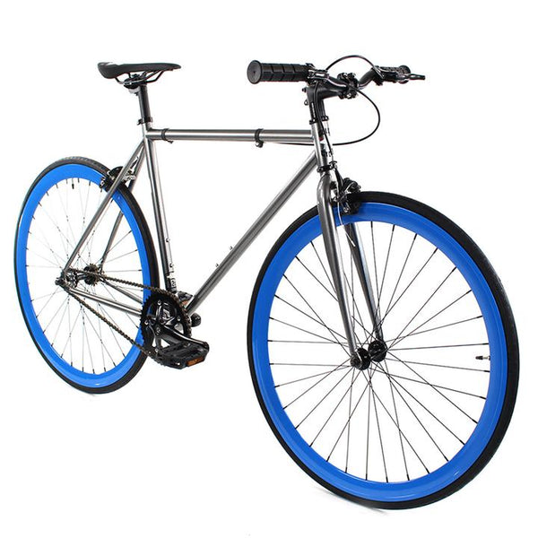 Golden Fixed Gear Single Speed Bike Hammer