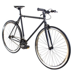Golden Fixed Gear Single Speed Bike Howie