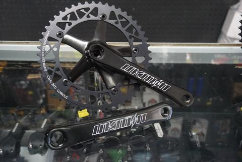 Unknown Coriolis Crankset