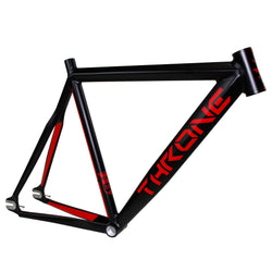 Throne Supreme Lo Black 2016 Track Frame