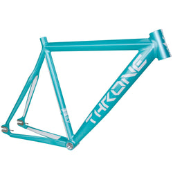 Throne Supreme Lo Teal Track Frame 2016 Model