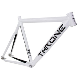Throne Supreme Lo White Track Frame 2016 Model