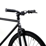 Golden Fixed Gear Single Speed Bike Vader