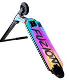 Fuzion Z250 2017 Oil Slick (Limited Edition) Scooter