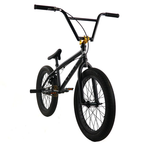 Elite Destro Bmx Bike - Matte Black