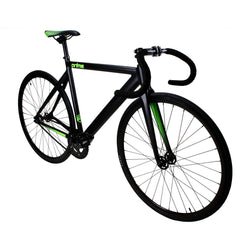 Zycle Fix Prime Alloy Black & Neon Green Track Series