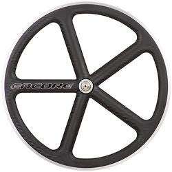 Encore Front Charcoal Track Wheel