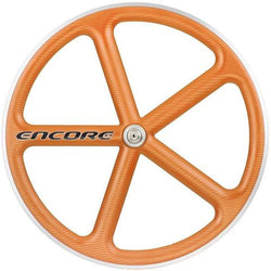 Encore Front Orange Track Wheel
