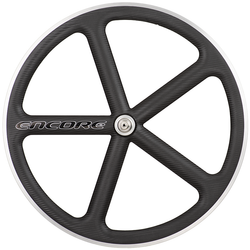Encore Front Raw Track Wheel