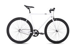 6KU Evian Single-Speed Fixed Gear Bike