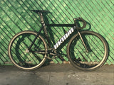 Unknown Singularity Track Bike Build by Fixie Stop