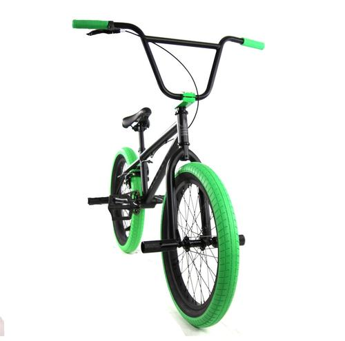 Elite BMX Stealth Bike Green
