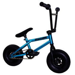 Mayhem Mini BMX Bike Blue