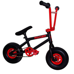 Mayhem Mini BMX Bike Black