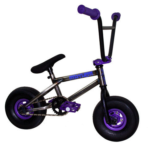 Mayhem Mini BMX Bike Raw