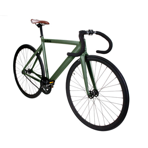 Zycle Fix Prime Alloy Army Green Track Series