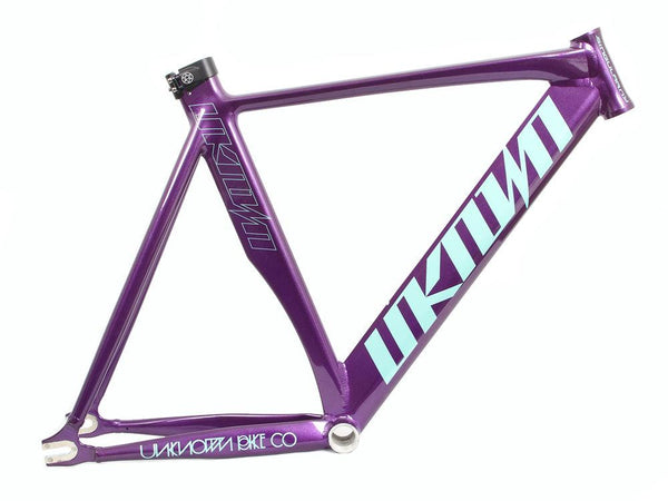 Unknown Singularity Track Frame Purple