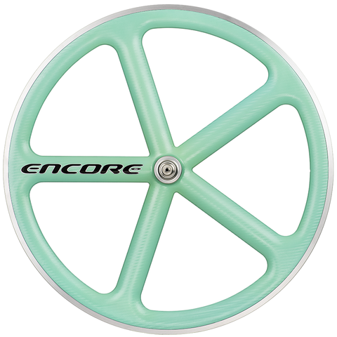 Encore Rear Celeste Track Wheel