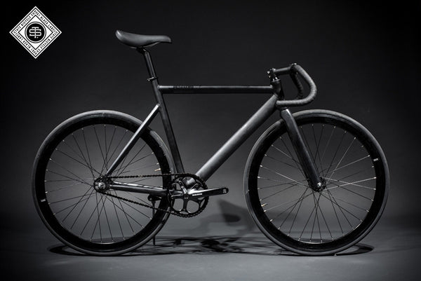 State Bicycle 6061 Black Label-Matte Black