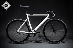 Sate Bicycle 6061 Black Label-Pearl White