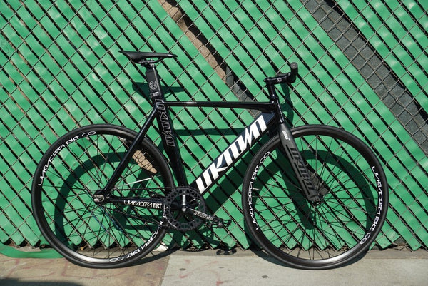 Unknown Singularity Track Bike w/Carbon Fork