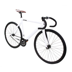 Zycle Fix Prime Alloy White Track Series