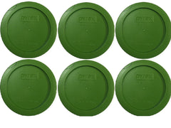 Pyrex - Lawn Green 2 Cup Bowl Lid 7200-PC (6 Pack)